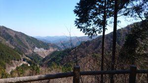 三頭大滝in西東京(檜原村)セラピーロード2