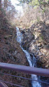 三頭大滝in西東京(檜原村)滝3