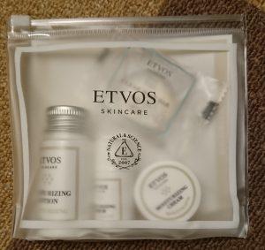 エトヴォスが乾燥した手肌荒れの保湿にも良かったのでレビュー2