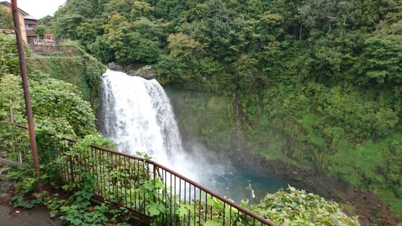 音止の滝1