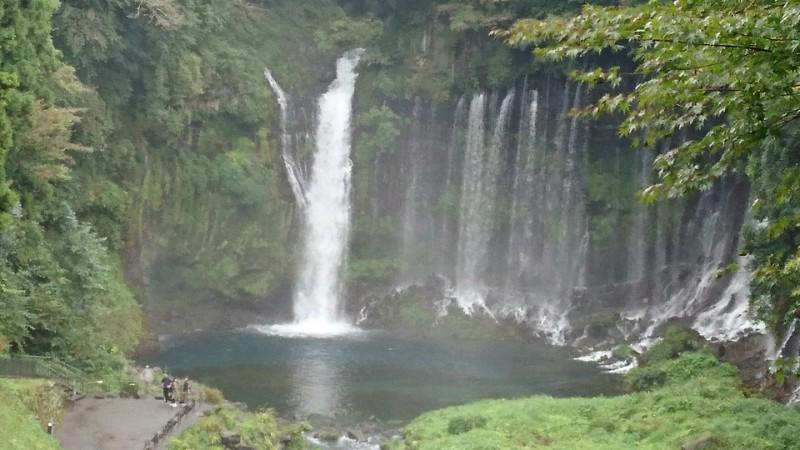 白糸の滝in静岡(富士宮市)3