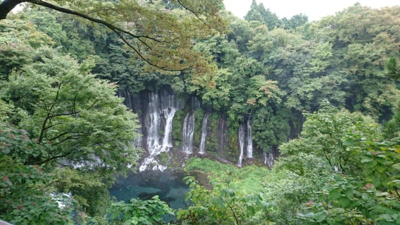 白糸の滝in静岡(富士宮市)5
