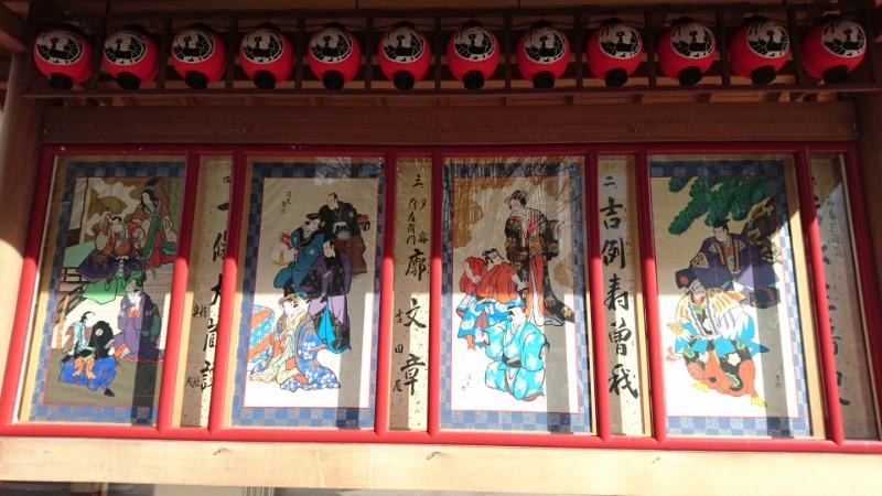 「吉例寿曽我」「廓文章」H31年1/2-1/26東銀座 歌舞伎座2