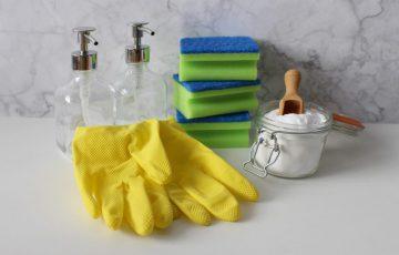 洗剤による手荒れに負けない!対策3つ