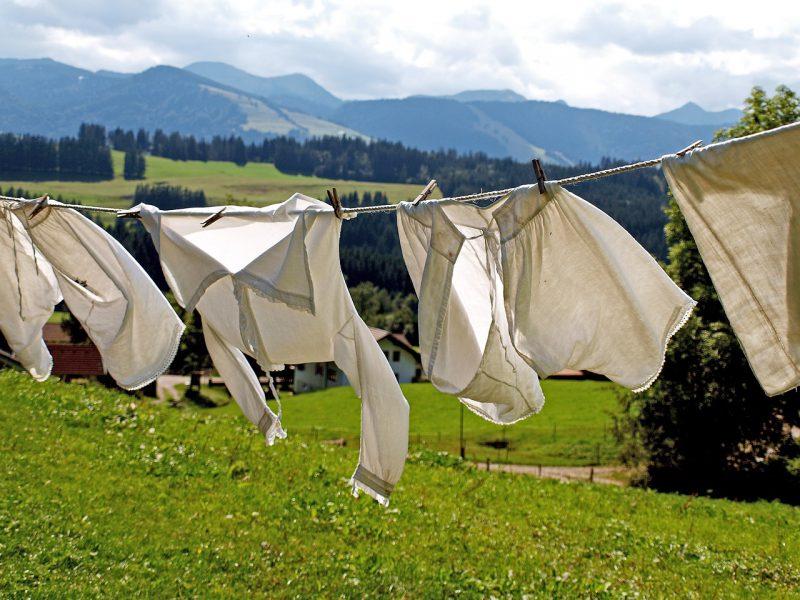 手荒れ人のおすすめ洗剤②洗濯→粉せっけん