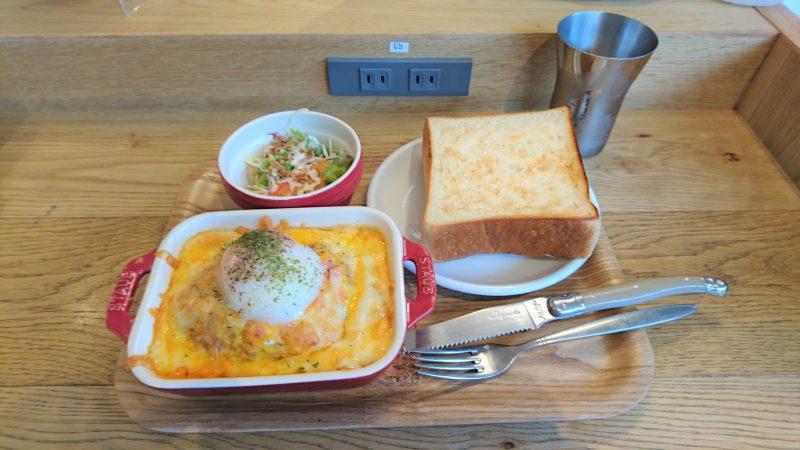 俺のBakery&Cafe東銀座歌舞伎座前店2