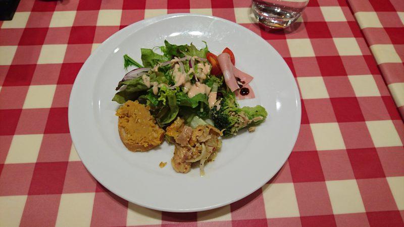 ロマンツァ銀座前菜